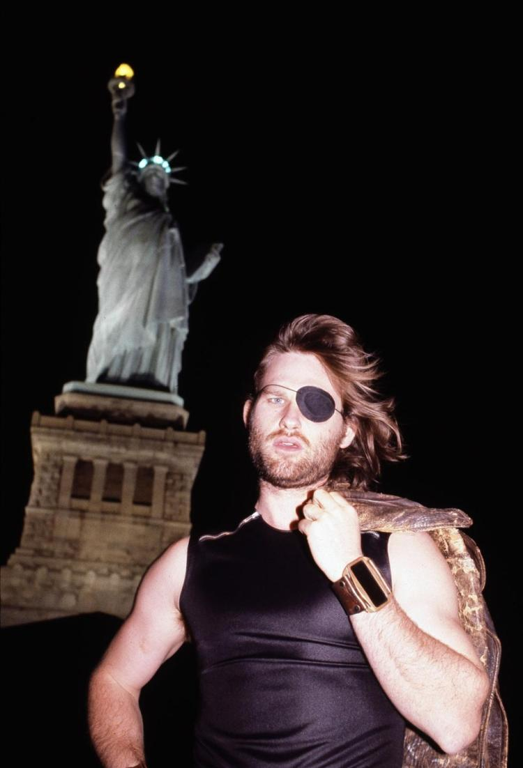 kurt russel escape from new york