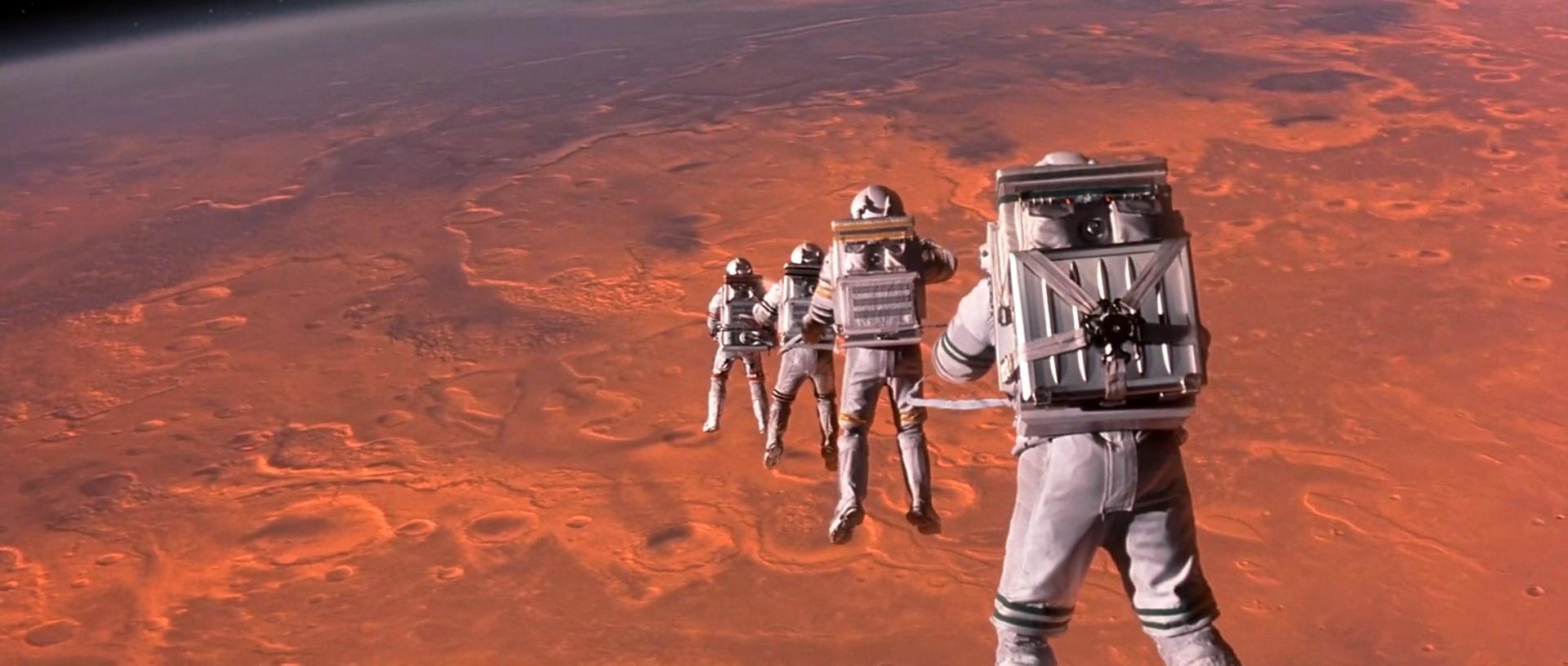 картошка на марсе фото кто уже побывал
