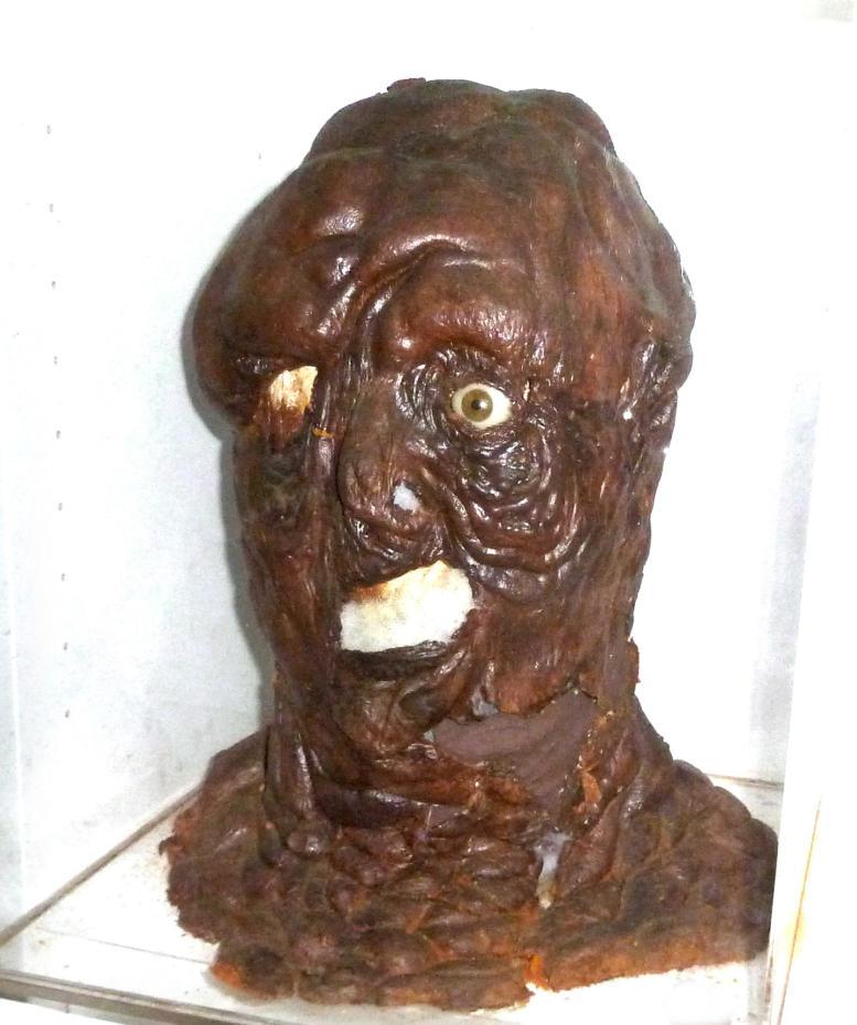 Toxic Avenger maschera collezione Prevosto