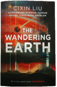The wandering Earth libro Cixin Liu
