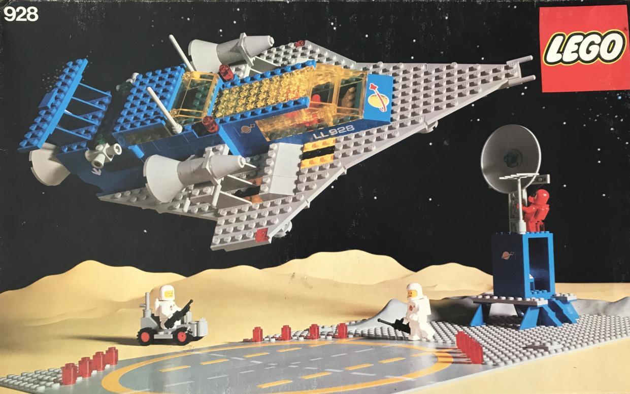 LEGO 928 - Galaxy Explorer