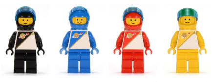 LEGO-Space