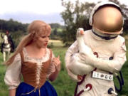 Un astronauta alla tavola rotonda (1979)