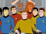 star-trek-serie animata
