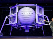 Blue Origin Jeff Bezos Luna