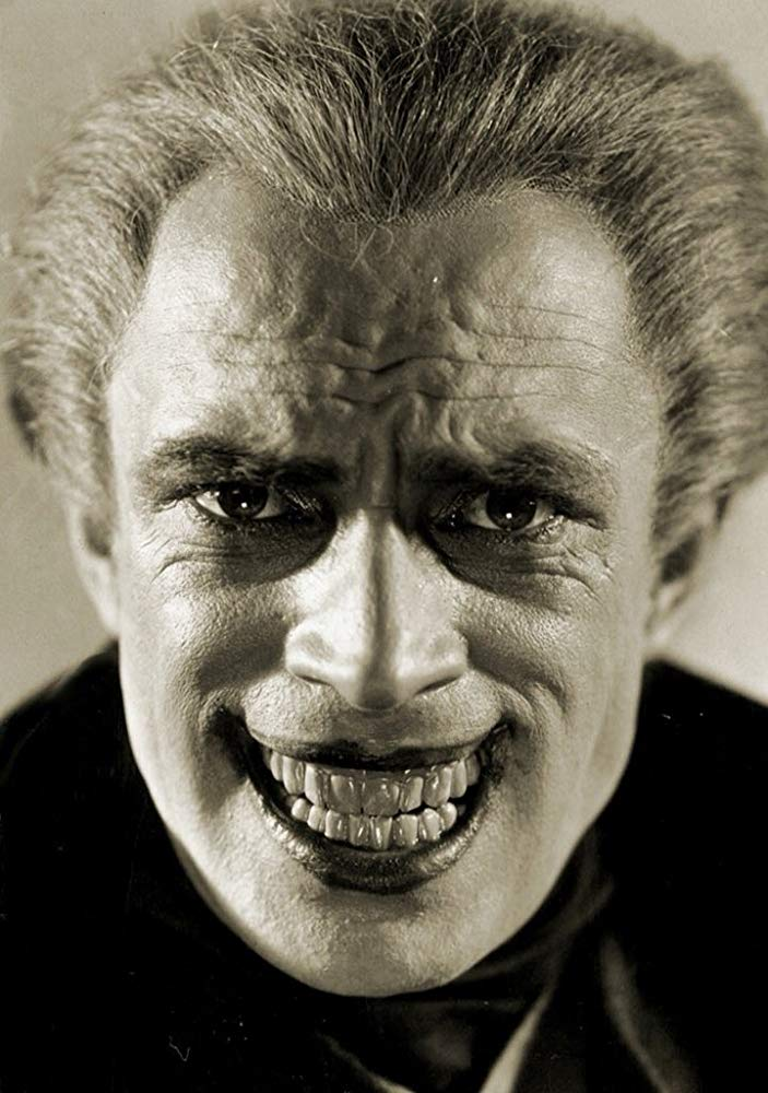 Conrad Veidt in The Man Who Laughs (1928)