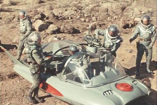I sette navigatori dello spazio (1962) planeta-bur