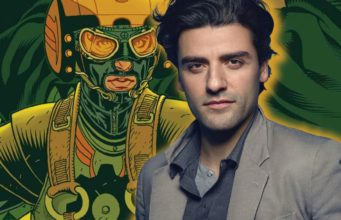 Oscar Isaac The Great Machine