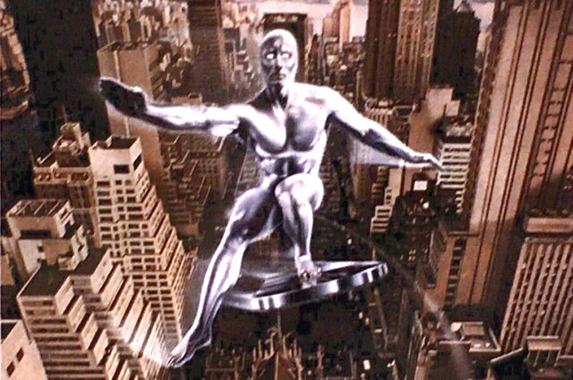 SILVER SURFER (80'S) UNMADE MOVIE