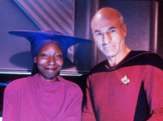 star-trek-the-next-generation-Patrick Stewart invita Whoopi Goldberg