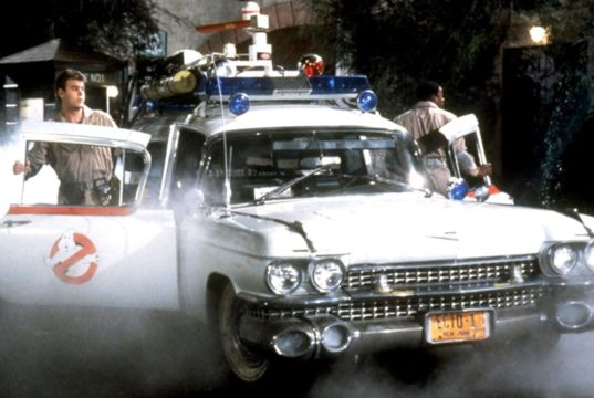 ecto-1 ghostbusters 1984