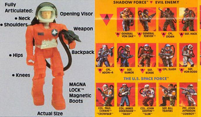 starcom coleco giocattoli anni 80