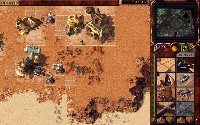 Dune: il videogioco anni '90