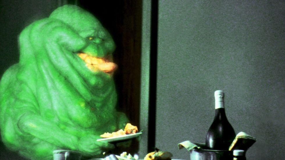 Mark Bryan Wilson in Ghostbusters (1984)