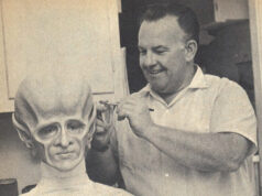 The Outer Limits The Sixth Finger John Chambers Make-up (1963)