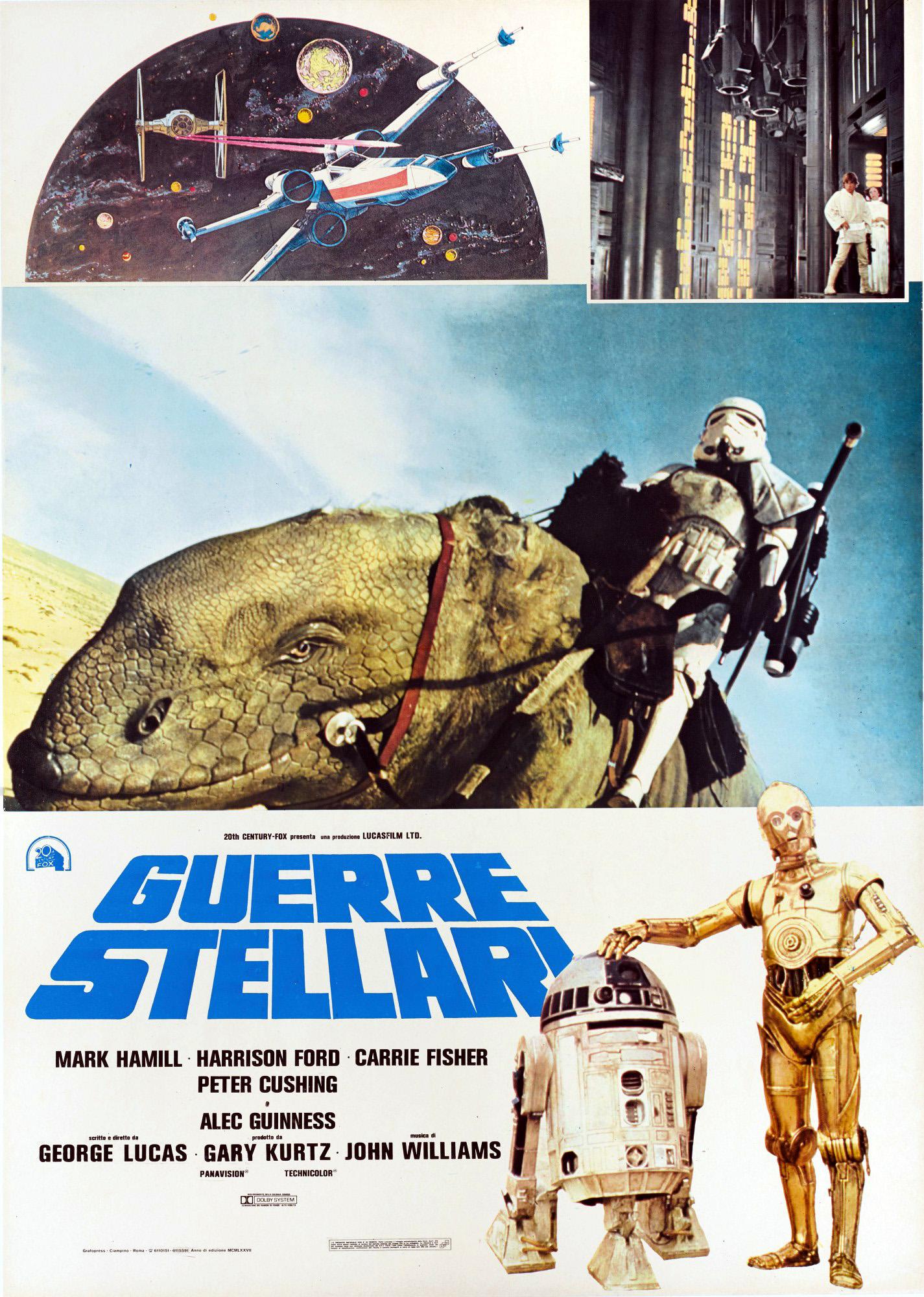 Guerre Stellari (1977)