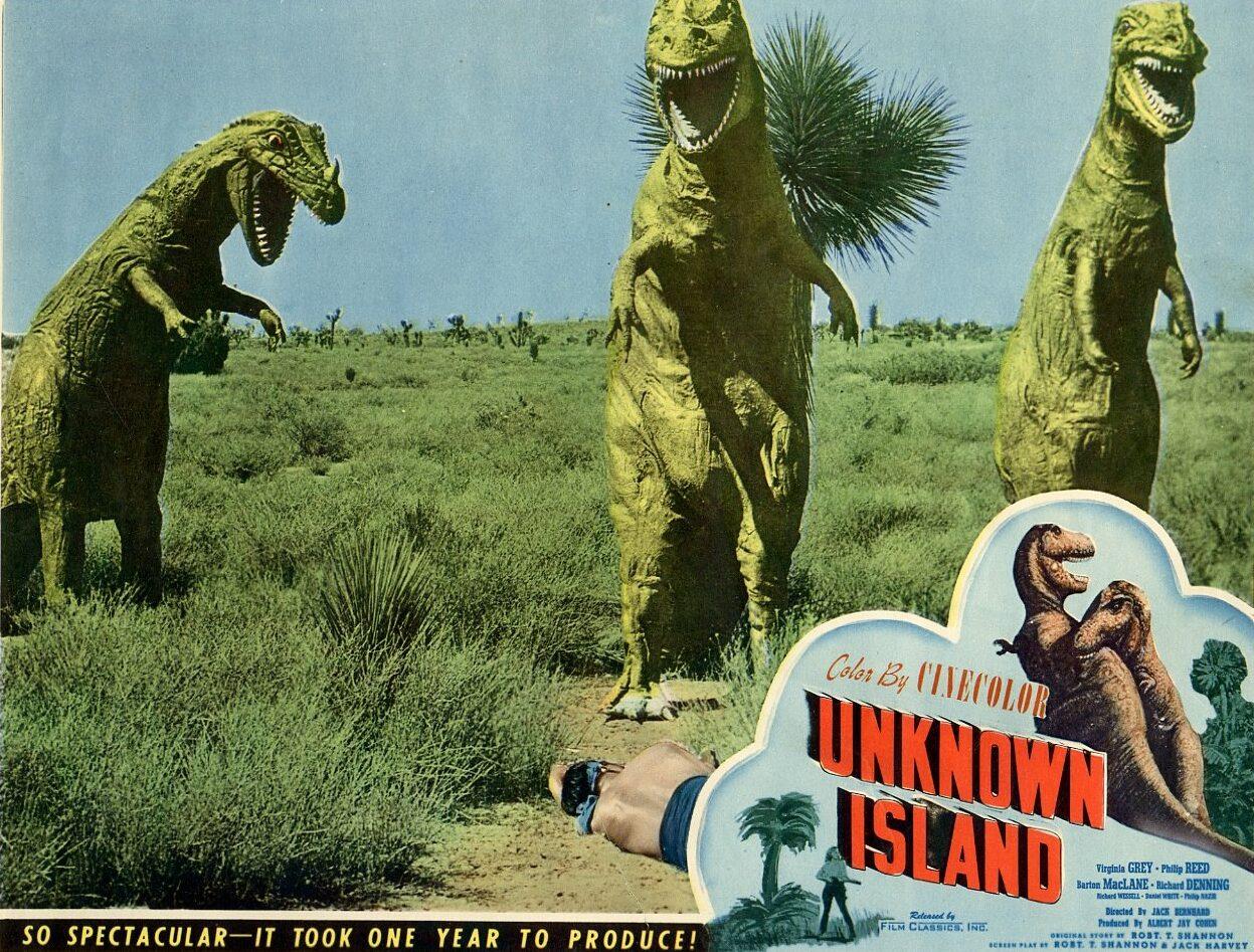 unknown-island-poster L'isola sconosciuta (1948)