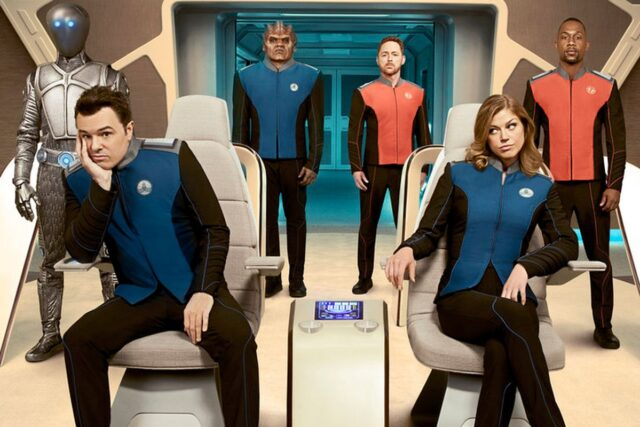 The Orville Stagione 3