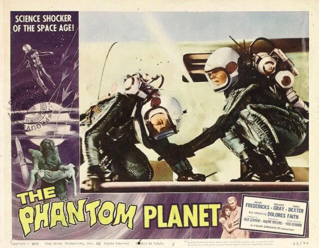 Il Pianeta Fantasma (1961)