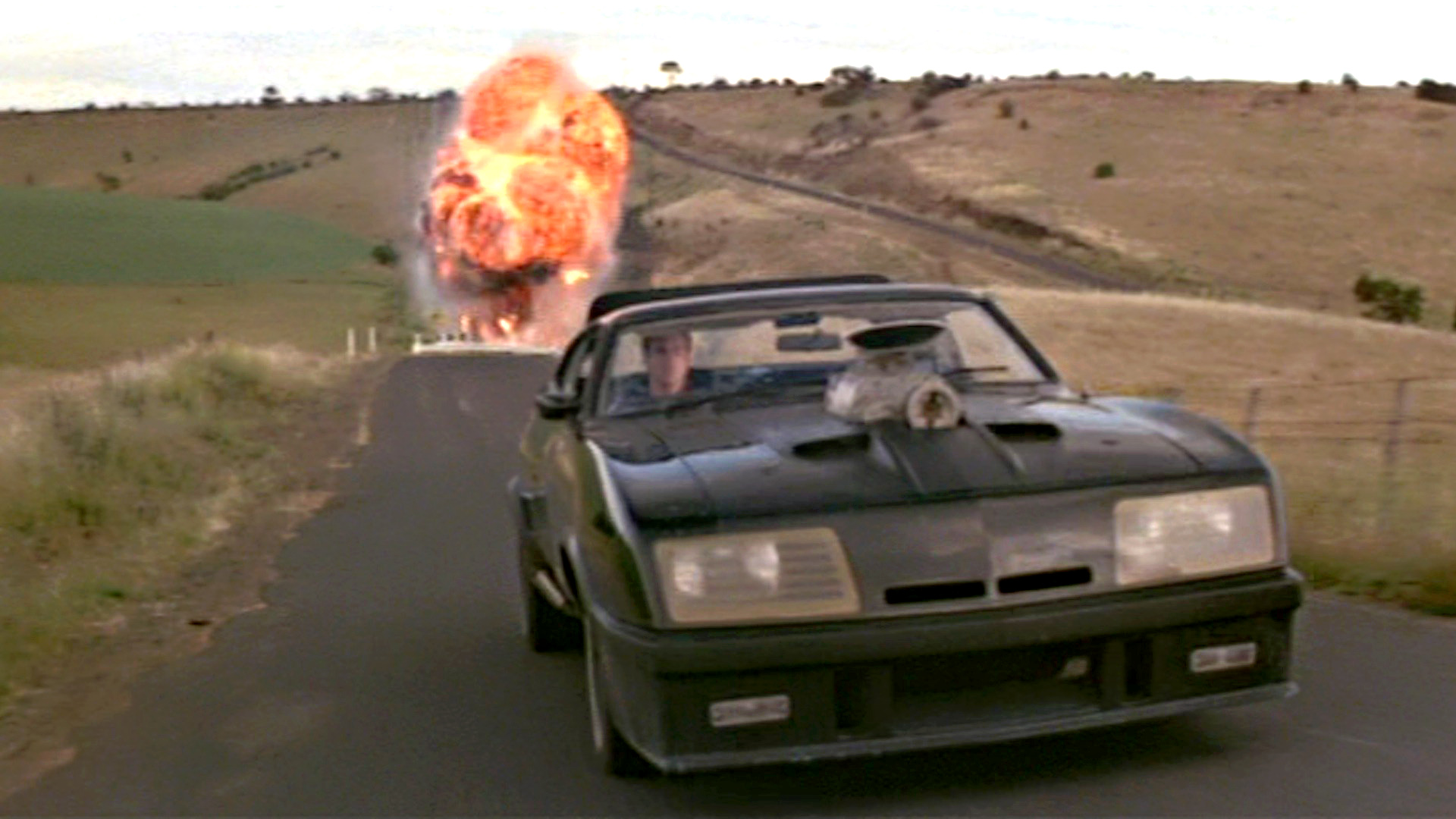 Interceptor - Mad Max (1979)