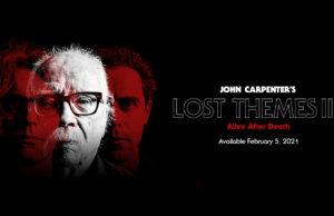 John Carpenter Lost Themes III
