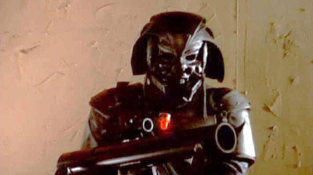 Star Hunter (1996)