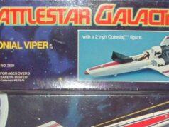 1978 Mattel Battlestar Galactica giocattoli
