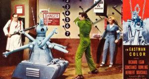 Attacco alla base spaziale US (Gog) 1954