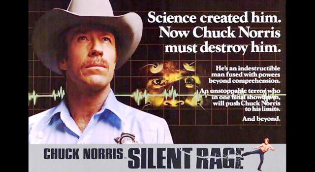 Terrore in città 1982 Chuck Norris