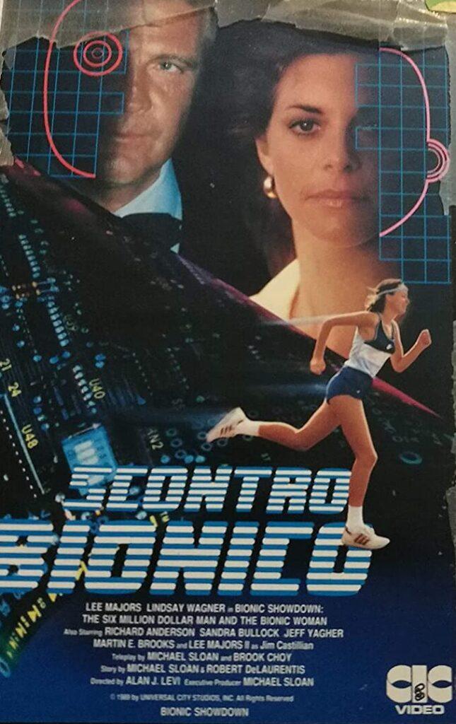 Scontro Bionico (1989)