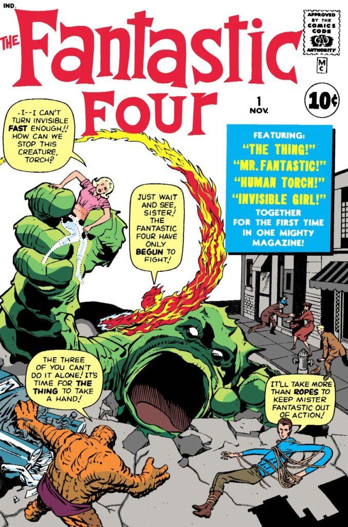 I Fantastici Quattro
