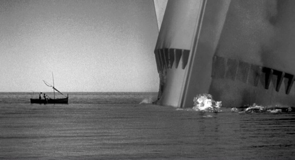 Uania, A 30 milioni di Km dalla Terra (1957)