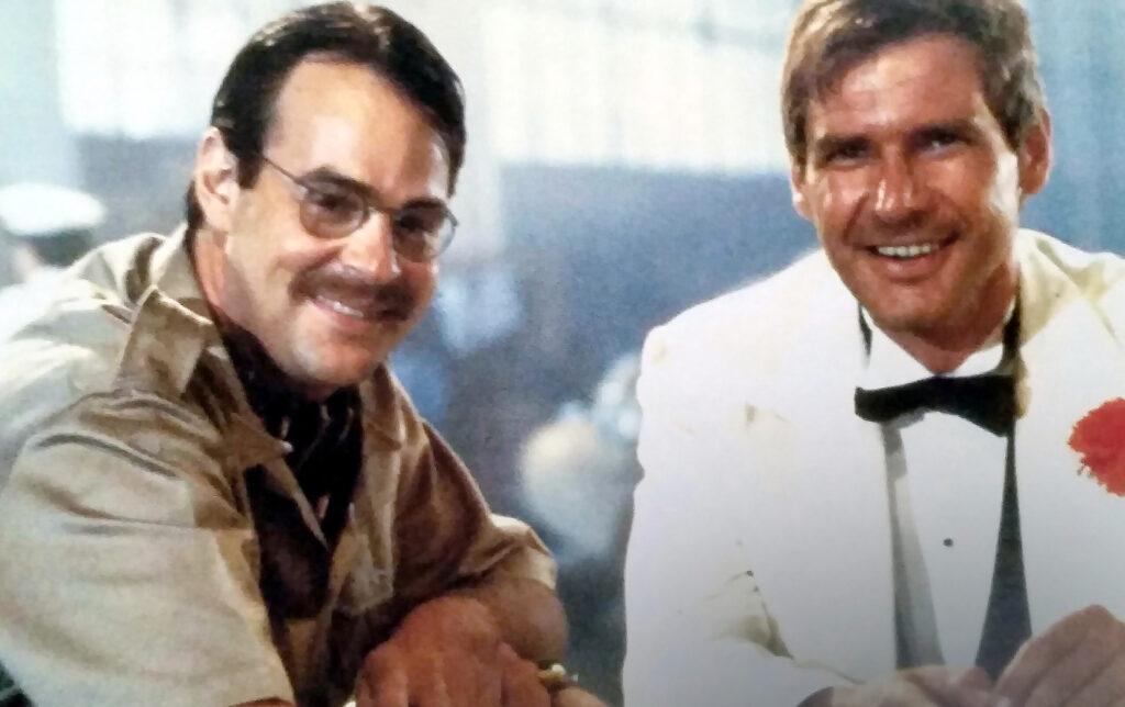 Dan Aykroyd Indiana Jones