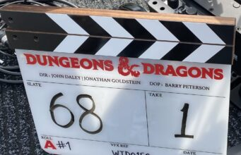 Dungeons & Dragons Begins Shooting