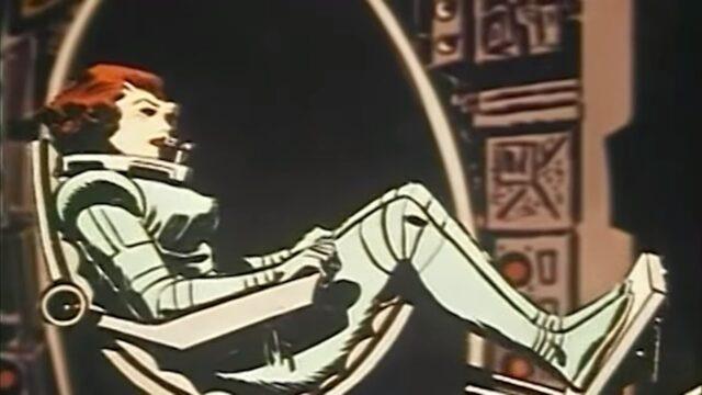 Pattuglia Spaziale (Space Angel) 1962