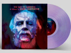 The Way Of Darkness – A tribute to JOHN CARPENTER – Limited Vinyl
